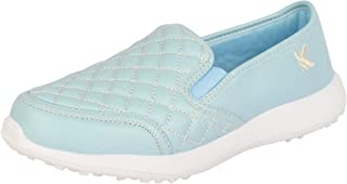 KazarMax Boys & Girls (Unisex) Light Blue Quilted Latest Collection, Comfortable Sneaker Shoes
