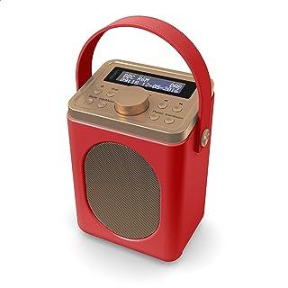 MAJORITY Little Shelford Portable Radio   Bluetooth Connectivity   FM + DAB+ / DAB Radio
