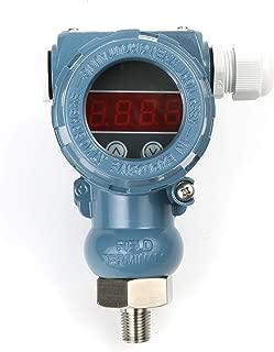 Gurlleu Industrial Explosion-Proof Pressure Transmitter, 4-20mA Signal Output, 1/4