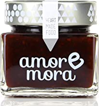 Lorusso Mermelada de Mora Ecológica 'Amor e Mora' (80% Fruta) 305 g