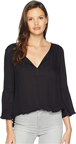 Laurel Canyon Rayon Crepe Top
