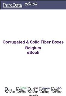 Corrugated & Solid Fiber Boxes in Belgium: Product Revenues