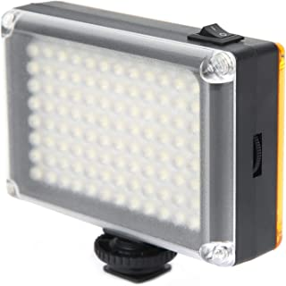 Still Life us.Plug Video Shooting and Other Occasions. Mugast 160pcs LED Photography Fill Light 3200-6000K Camera Video Lamp with Hot Shoe and 1//4Thread Bottom for Wedding Portrait