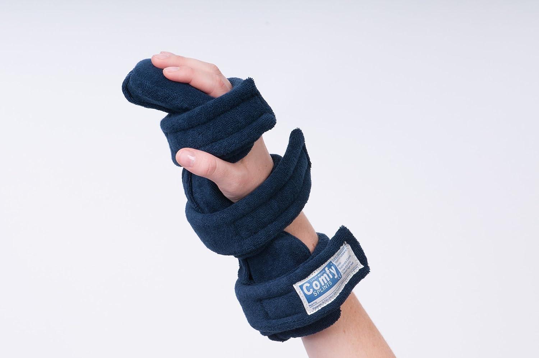 Comfy Splints Hand [Alternative dealer] Wrist In a popularity - 1 Each 24 Medium Pediatric