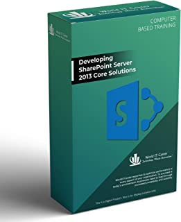 CBT Training Videos for Microsoft 70-488: Developing SharePoint Server 2013 Core Solutions and Test Preparation Quizzes