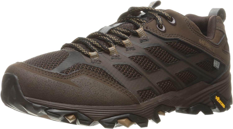 Merrell Popular products Men's Moab Fst Shoe Waterproof-M Max 63% OFF Hiking