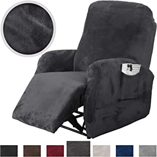 burgundy recliner cover