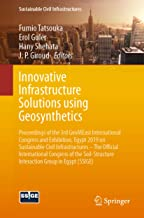 Innovative Infrastructure Solutions using Geosynthetics: Proceedings of the 3rd GeoMEast International Congress and Exhibition, Egypt 2019 on Sustainable ... Interaction Group in Egypt (SSIGE)
