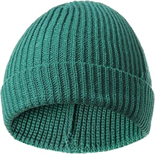 IPOTCH Unisex Knitted Beanie Hat Winter Wool Warm Fashion Ski Snowboard Hip-hop Cap