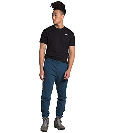 The North Face Granite Face Pants (Blue Wing Teal) Men