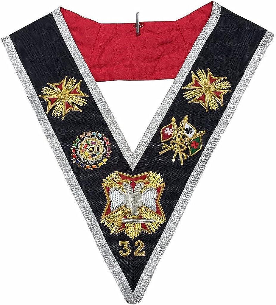 Rose Croix 32nd Degree Collar