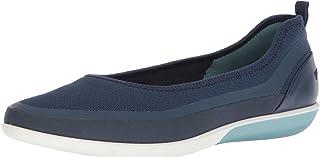 حذاء باليرينا نسائي خفيف ومسطح من إيكو
