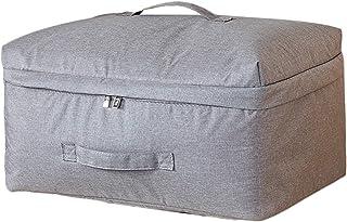 Vêtements Sac de rangement Vêtements gris Sacs de rangement avec fermeture à glissière, tissu respirant épais Sacs de rang...