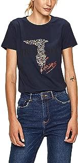 Trussardi Jeans Women's Logo Print T-Shirt
