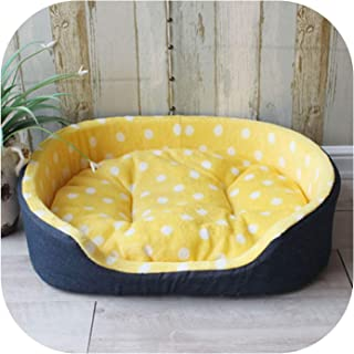Old street 9 Colors Pet Beds Warm Puppy Cat Kennel House Comfortable Cama para Cachorro Mat Large Dog Bed S,M,L,XL
