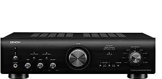 Denon PMA-800NE Amplificador estéreo integrado   Hasta 85 W x 2 canales   Preamplificador de fono integrado, modo analógic...