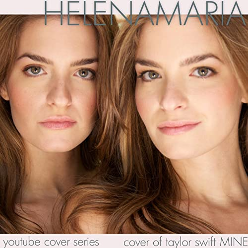 Amazon com: Mine (Taylor Swift Cover) - Single: HelenaMaria: MP3