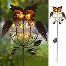 decorating with owls for fall