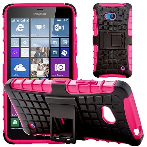 buy popular 45dea 8b084 Microsoft Lumia 640 LTE Phone Case: Amazon.co.uk