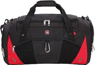 Swissgear Travel Gear 1900 22 Inch Overnight Duffel Bag - (Black/Red)