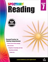 Download Book Spectrum | Reading Workbook | 7th Grade, 160pgs PDF