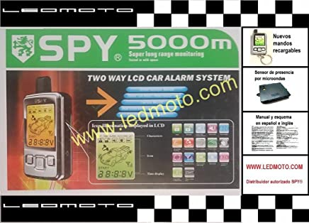 Amazon.es: alarma coche - Spy