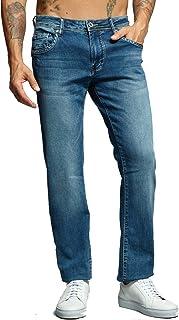 Coveri Jeans Uomo Slim Fit Elasticizzati Denim 5 Tasche 46 48 50 52 54 56 58