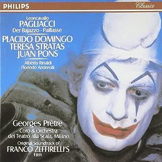 Leoncavallo: Pagliacci - Original Soundtrack of Franco Zeffirelli's Film