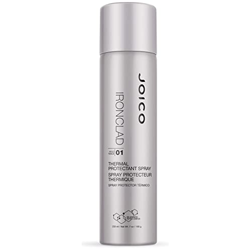 Joico IRONCLAD Thermal Protectant Hair Spray, 7 Ounce