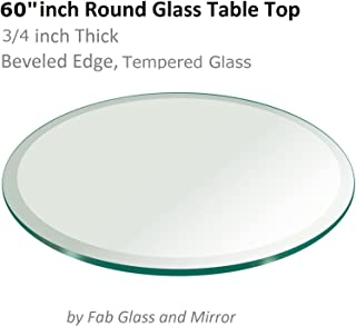 Best 60 inch round outdoor table top Reviews