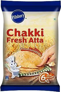 Pillsbury Chakki Fresh Atta, 5 kg