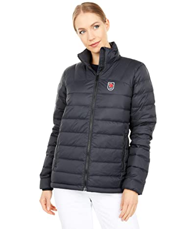 Fjallraven Expedition Pack Down Jacket (Black) Women