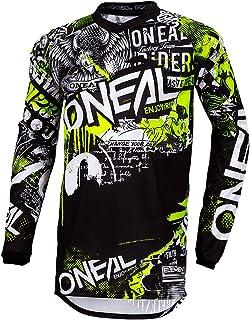 O'NEAL   Koszulka z długim rękawem   dzieci   MTB DH FR Downhill Freeride   oddychający materiał, wyściełana ochrona łokc...