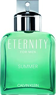 Calvin Klein Eternity Summer 2020 Eau de Toilette for Men, 3.4 fl. oz.