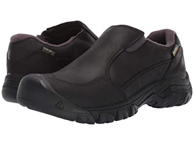 Keen Hoodoo III Slip-On Waterproof (Black/Black) Women