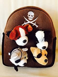 Pirate Dog Backpack 11