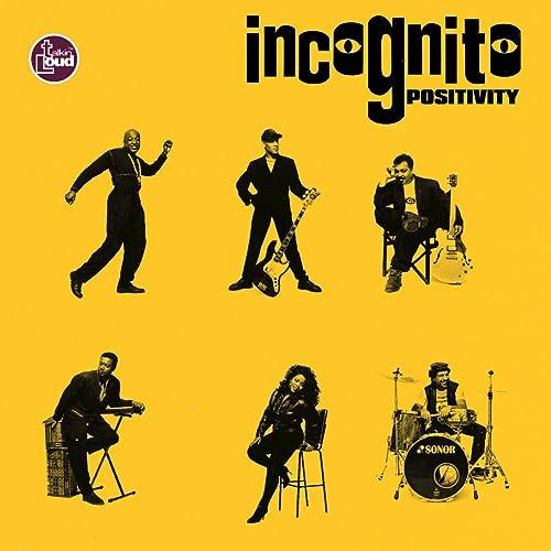 Positivity by Incognito on Amazon Music - Amazon.com