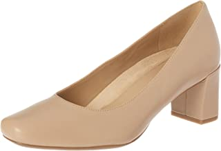 Naturalizer Women's Low Heel Leather Court Shoe Keela