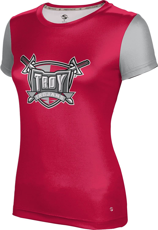 ProSphere Troy University Girls' Performance T-Shirt (Crisscross)