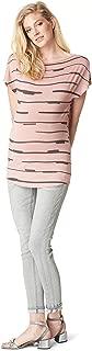 Noppies tee SS Arielle Camiseta de Tirantes premamá para Mujer