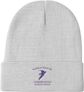 Purple Martin Conservation Knit Beanie
