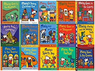 Maisy mouse collection 15 books set by lucy cousins