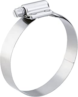 Breeze Hi-Torque Liner Stainless Steel Hose Clamp, Worm-Drive, SAE Size 212, 1-1/4