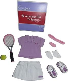 American Girl Doll Tennis set
