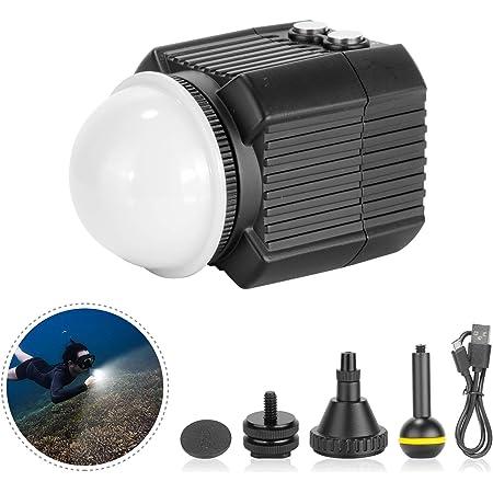Newer Unterwasserlicht Tauchlampe Einfülllampe 60meter Kamera