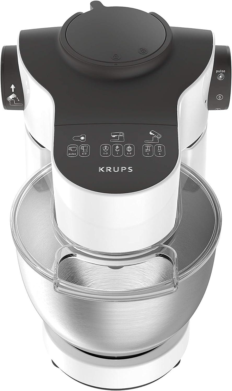 KRUPS Master Perfect KA312111 KA3121, Métal, 4 liters, Blanc Blanc.