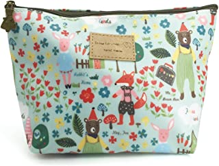 HUNGER Happy Animal Make-Up Cosmetic Tote Bag Carry Case , 14 Patterns (P1141701)