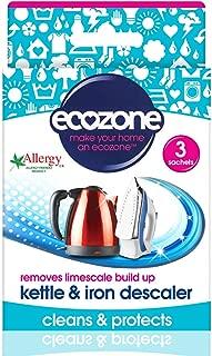Ecozone Kettle & Iron Descaler (3x20g)