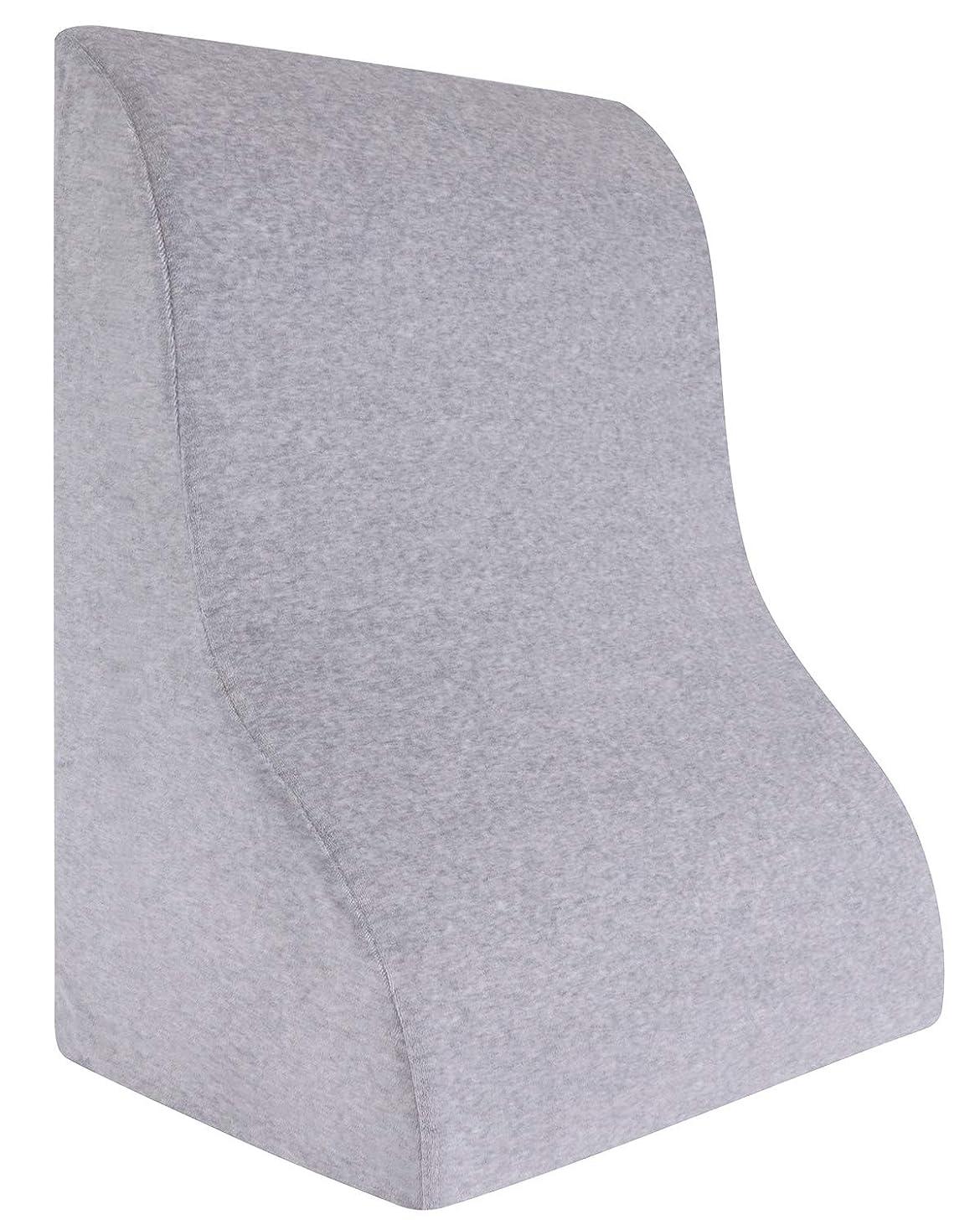 特派員振り返るどう?Meiz 三角クッション専用カバー 読書用クッション 替えカバー 腰枕カバー 傾斜枕カバー 逆流性食道炎枕カバー