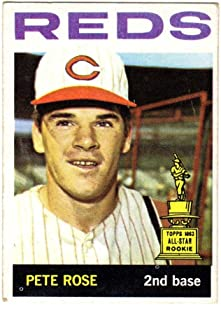 1964 Topps Pete Rose #125 (S)